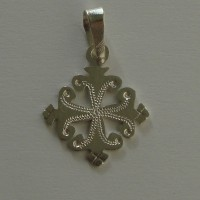 ethiopian cross necklace - Mekele
