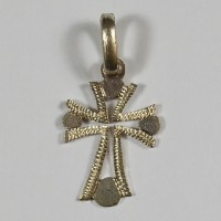 ethiopian cross necklace - Addis Ababa