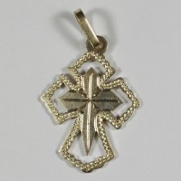 ethiopian cross necklace - Axum