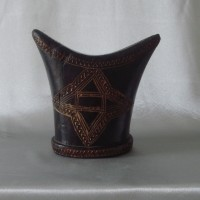 Oromo Wellega headrest