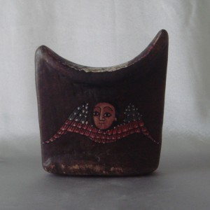 Kembetta / Amhara headrest
